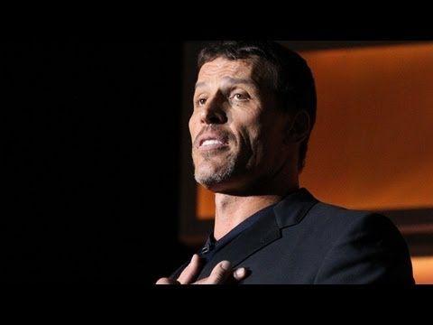 Tony Robbins' Emotional Flood Exercise - Oprah's Lifeclass