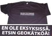 En ole eksyksissä perus T-paita,20.00 €  KOOSSA L, värillä ei väliä  musta navy classinen oliivi tiilenpuna