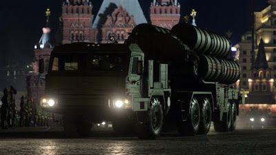 S-400 μεταφέρει ήδη η Ρωσία στη Συρία ειδικές δυνάμεις οι ΗΠΑαεροπλανοφόρο η Γαλλία...