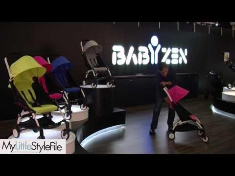 BabyZen Yo Yo Stroller at Kind & Jugend 2012