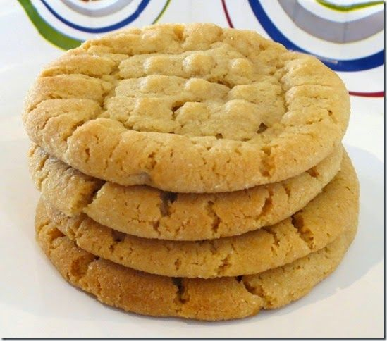 Classic Peanut Butter Cookies at Baking and Boys!