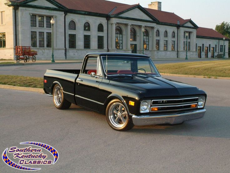 Craigslist Houston Tx Gmc Parts For Pinterest: 1968 Chevy C10, Good Wheels And Height