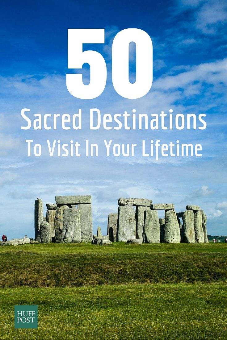 Our world is filled with natural wonders, churches, synagogues, mosques, pilgrimage sites and other places where people have experienced the power of God and of community.  Here are 50 awe-inspiring sacred destinations that you must travel to in your lifetime.  Want to have your travel paid for and know someone looking to hire top tech talent? Email me at carlos@recruitingforgood.com