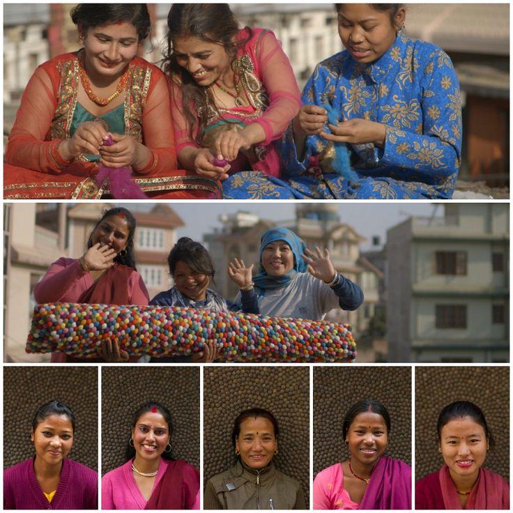 UllKuleTeppe-medarbeidere-kathmandu-samarbeid