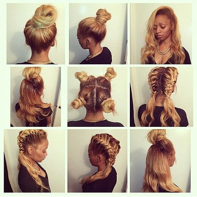 Top 26 best Vixen Sew In images on Pinterest | Hairstyles, Braids and  YV36
