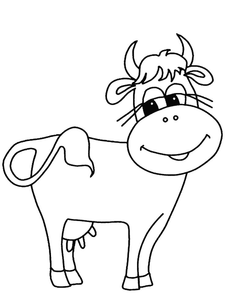 47+ Cow coloring pages for adults info