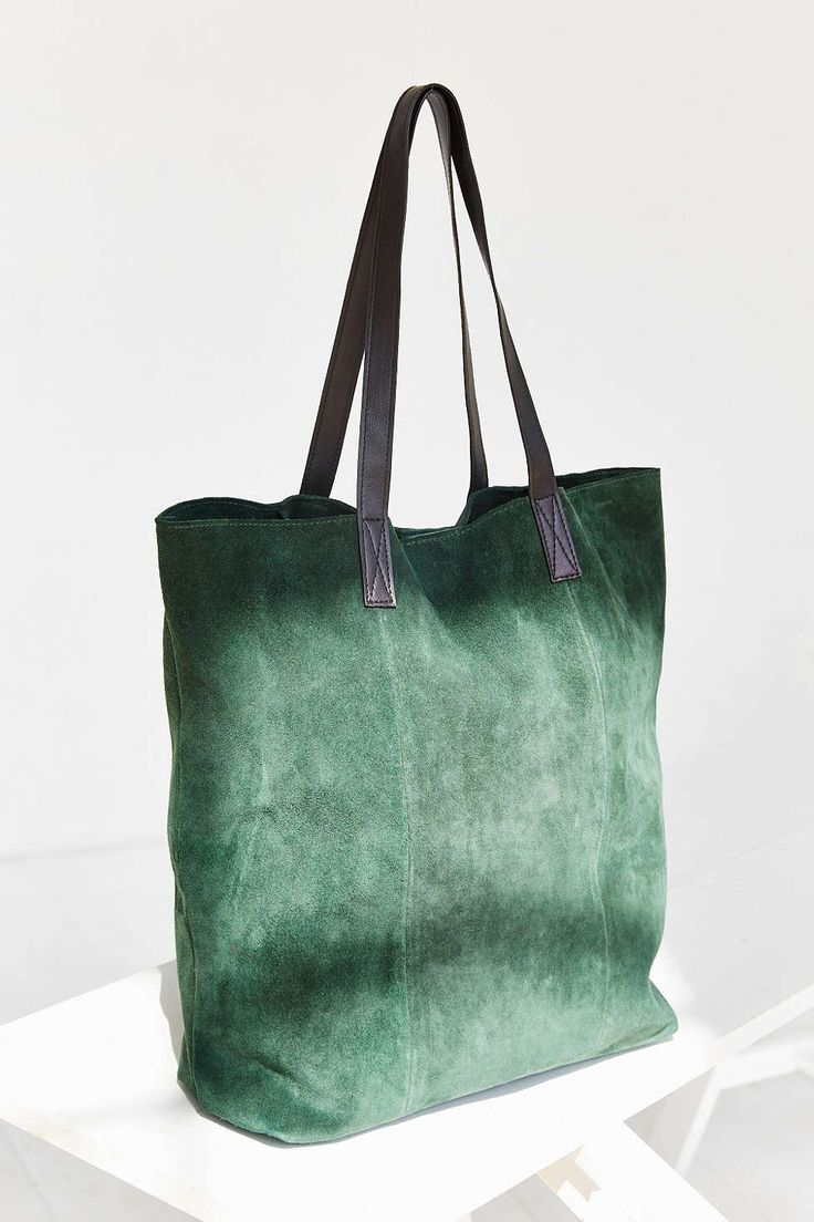 BDG Suede Tote Bag - Urban Outfitters