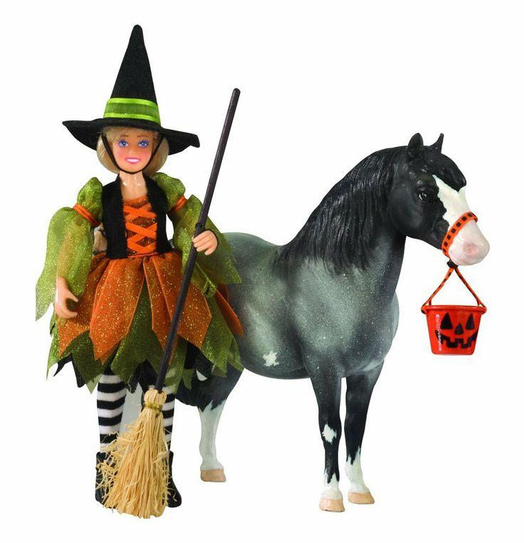 Breyer pony gift set halloween toys games