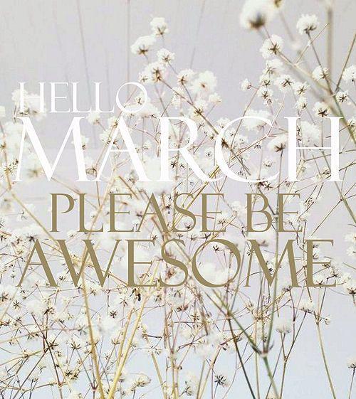 March | Verdant Awakening