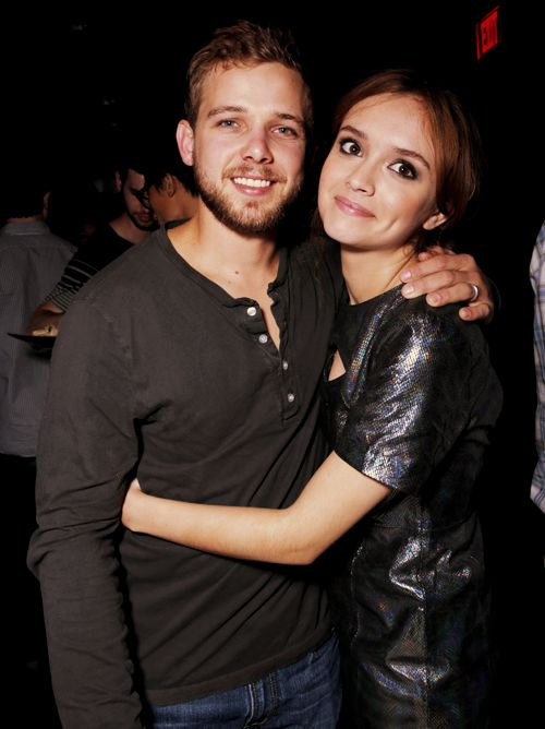 Max Thieriot & Olivia Cooke