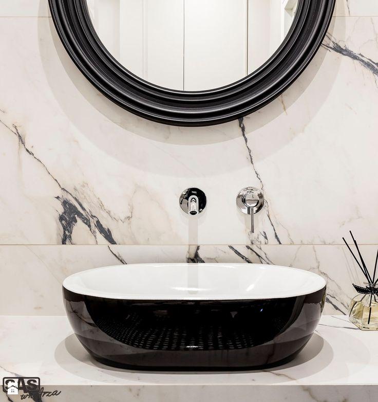 Łazienka styl Eklektyczny - zdjęcie od SAS Wnętrza - Łazienka - Styl Eklektyczny…