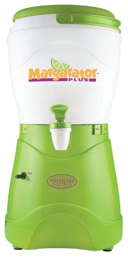 Nostalgia Electrics MSB600 Margarator Plus Margarita and Slush Maker. The Lowest Price: Best Seller In Small Appliances: Specialty Appliances