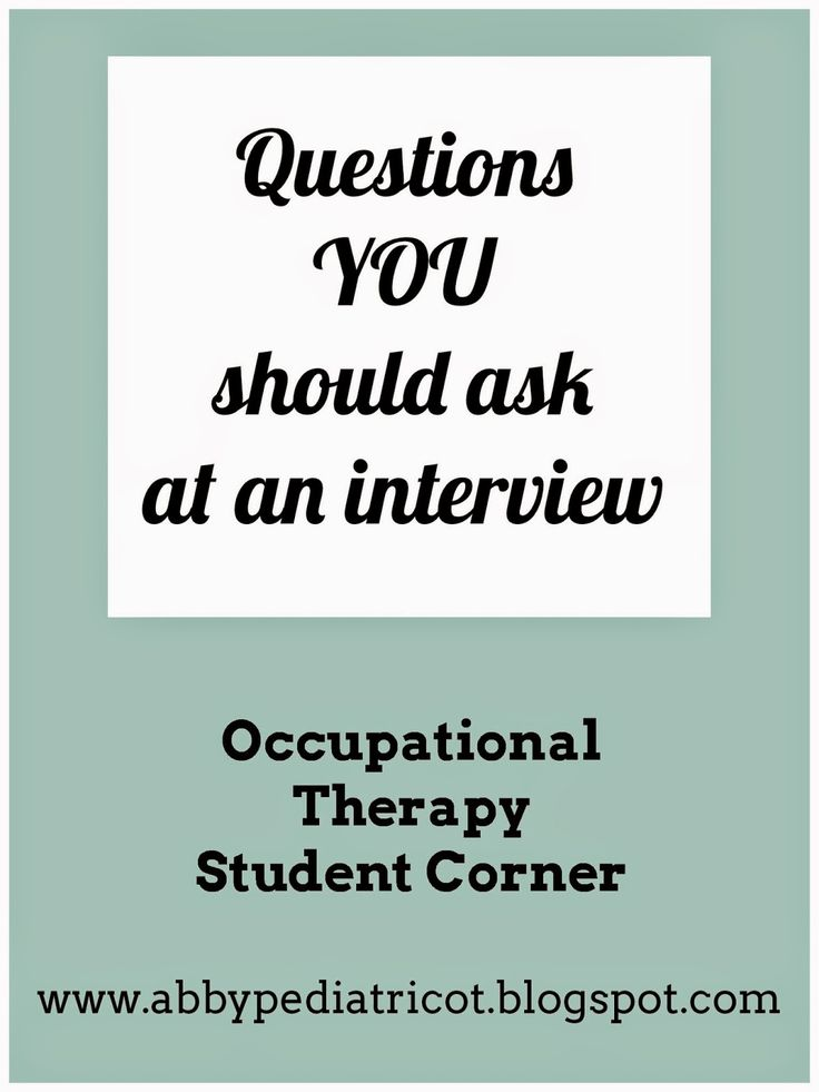 Interviewing is more than just answering questions . You want to be prepared to ask questions, too! Remember, the interviewer is trying to f...