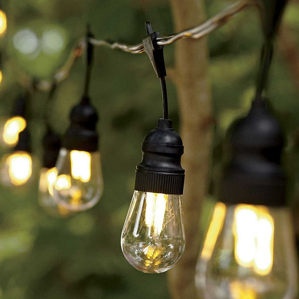 Outdoor Hanging Grape Lights: 1000+ Ideas About String Lights Outdoor On Pinterest