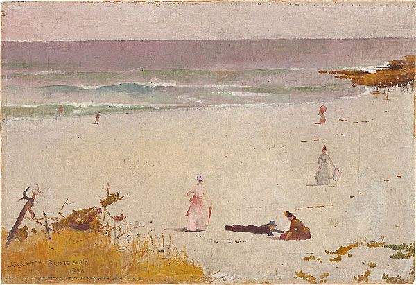 Bronte Beach - Charles Conder