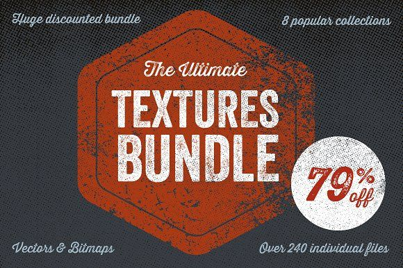 The Ultimate Textures Bundle by Offset on @creativemarket