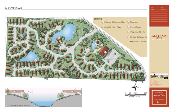 Fabulous Lake House Resort Master Plan Completed For This Project At Lake Largest Home Design Picture Inspirations Pitcheantrous