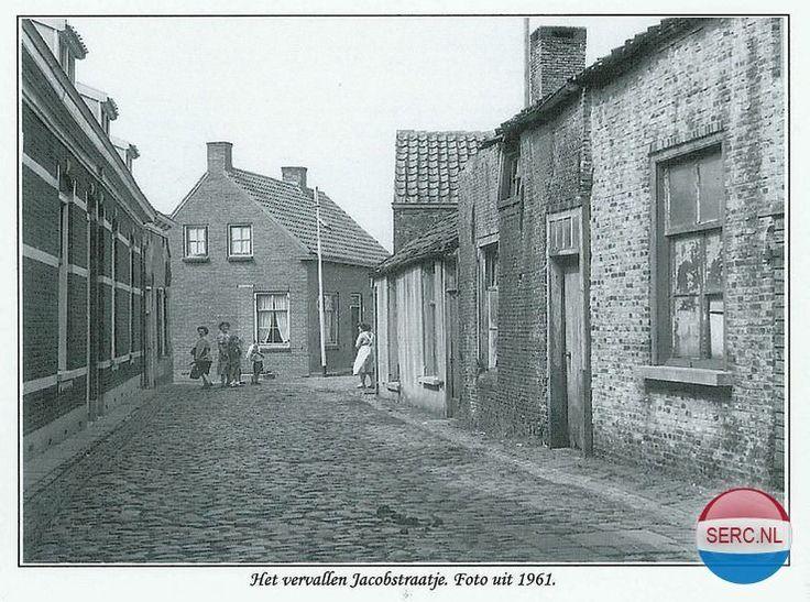 Jacobsstraat Etten-Leur (jaartal: 1960 tot 1970) - Foto's SERC