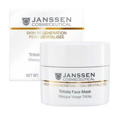 Средство, идеально дополняющее уход за возрастной кожей! Обогащенная фитоэстрогенами красного клевера маска дарит роскошное удовольствие благодаря нежной, кремовой консистенции, помогает скомпенсировать гормональные изменения, способствует расслаблению лицевых мышц и разглаживает кожу изнутри. Действие фитогормонов дополняется благотворными свойствами гиалуроновой кислоты, масел семян макадамии и купуасу, витамина Е и ферментированного черного чая (комбуча), бисаболола и скалана. Резул...