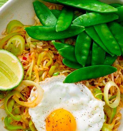 Healthy nasi recipe https://www.ah.nl/allerhande/recept/R-R1186700/nasi-met-witte-kool-en-een-gebakken-ei
