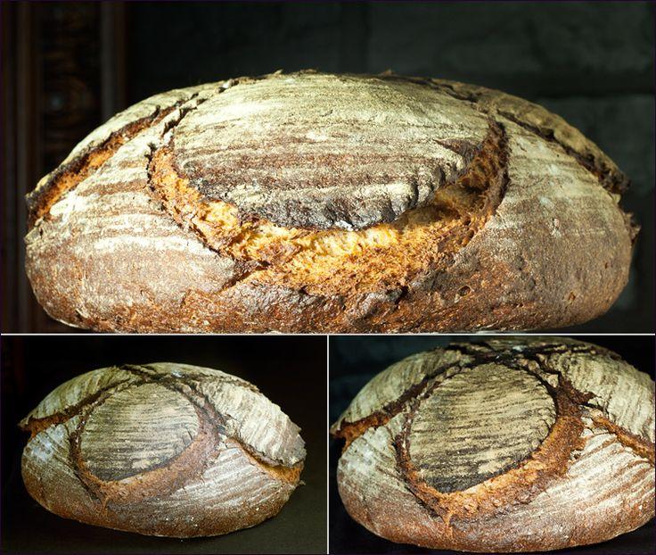 Невский ароматный – это ржано-пшеничный, заварной хлеб. Мне кажется, что этот хлеб – именно тот, который могли выпекать в деревенских печках в старой…