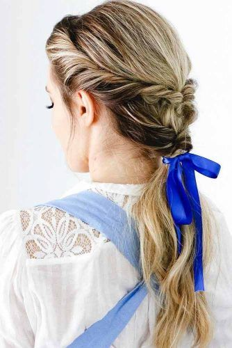 24 FABULOUS IDEAS OF BRAIDS FOR LONG HAIR TO TRY – #braids #fabulous #ideas – #f… – frisuren Halblang