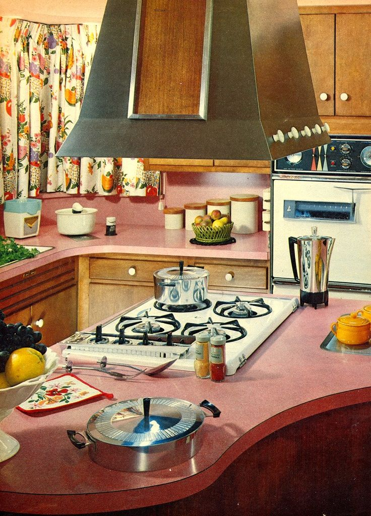 1960s Kitchens 691 best the retro kitchen images on pinterest | retro kitchens