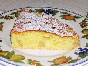 Preparare una torta di mele light piccola e veloce da consumare in giornata richiede 10 minuti di tempo e poi ci pensa il forno
