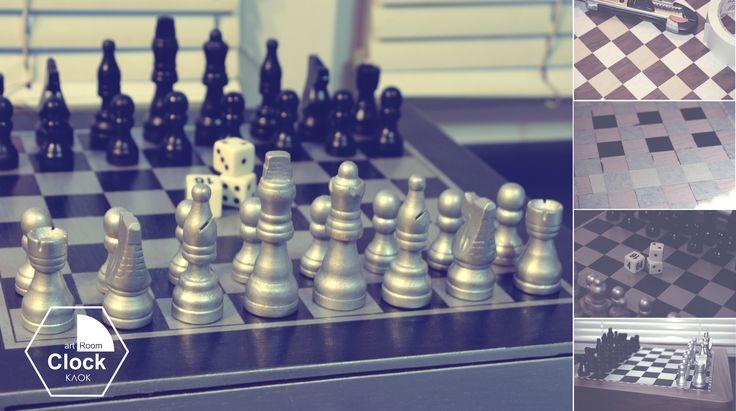 artRoomClock  Харьков  Харків  Kharkov  Шахматы  ИГРОТЕКА  Настольные Игры  chess  boardGames  шашки