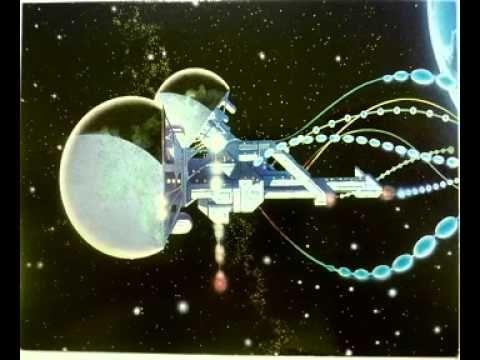 Sci-Fi Arts by Roger Dean (TRON Legacy OST Daft Punk - Disc Wars )