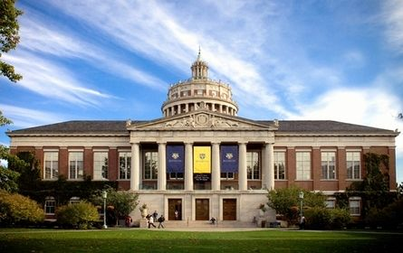 University of Rochester...miss my URSON friends @Elizabeth Hjulstrom
