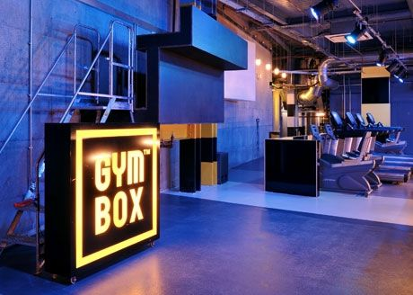 To check out: Gymbox. They have a group fitness class called Madonna with only Madonna tunes played! Fabulous!!