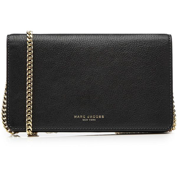 Marc Jacobs Leather Perry Wallet