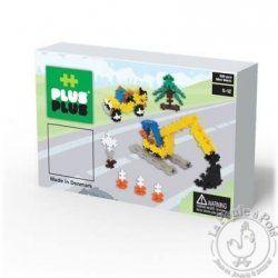 Plus Plus chantier Box mini basic 360 pièces - jeu de construction