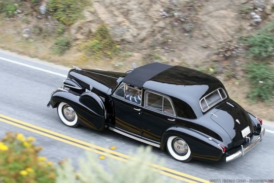 1940 Cadillac Series 60 Special Fleetwood Town Car