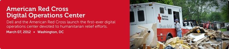 La Cruz Roja americana crea un centro de coordinación informativa pensando en el Social Media