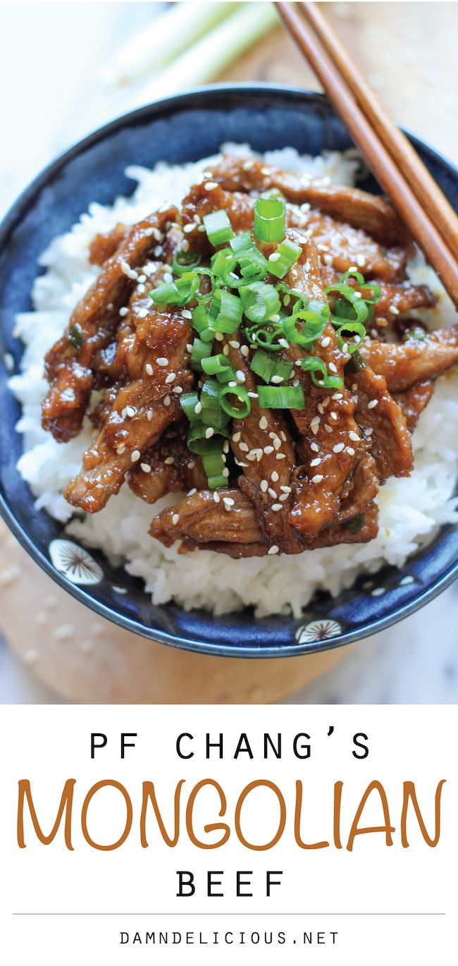 Option 2.  Maybe with chicken if flank is on its over priced week. :) PF Chang's Mongolian Beef/Chicken Copycat Recipe