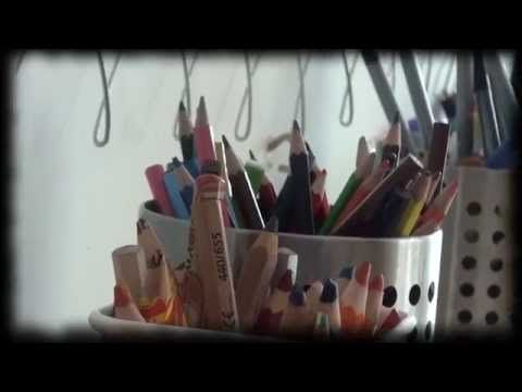 Arkabahçe'de Sanat Terapisi - YouTube