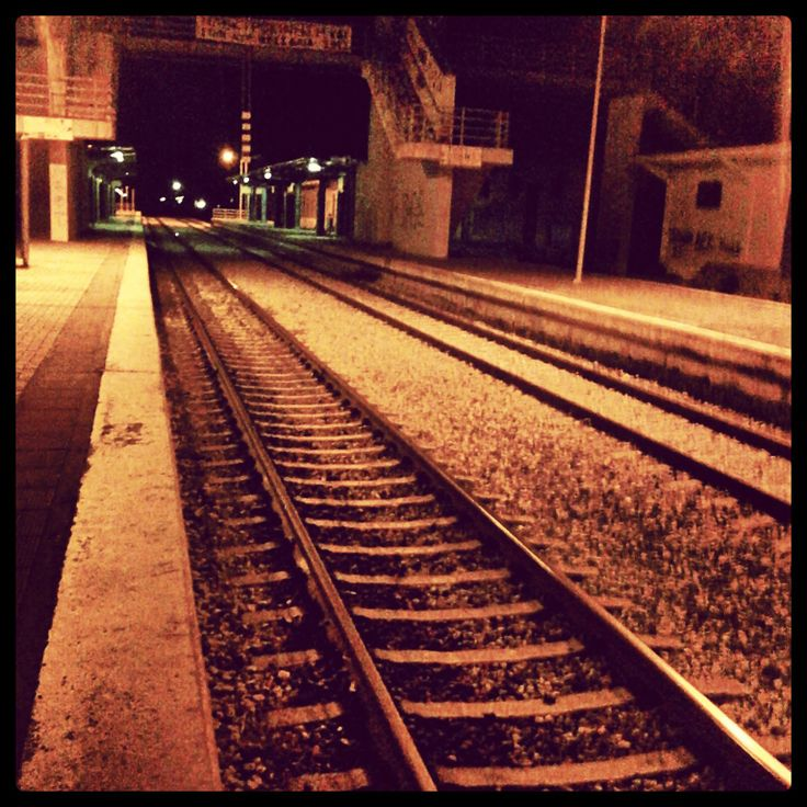 Trikala Railway Station.