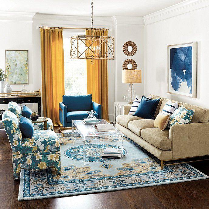 Adara Hand Tufted Rug Living Room Sets Furniture Room Design