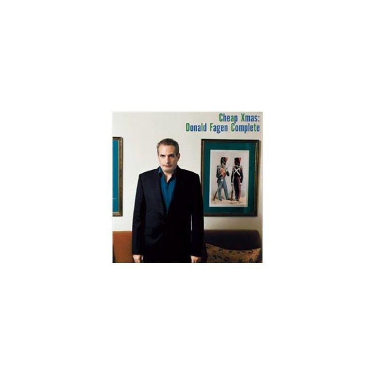 Donald Fagen - Cheap Xmas:Donald Fagen Complete (CD)