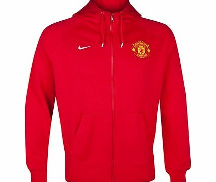 Nike Manchester United Authentic AW77 FZ Hoody-Red Manchester United Authentic AW77 FZ Hoody Red HIGH-QUALITY CONSTRUCTION, TEAM PRIDEThe Manchester United Authentic AW77 Full-Zip Mens Hoody features bold team detail on soft, insulating fabric for a l http://www.comparestoreprices.co.uk/sportswear/nike-manchester-united-authentic-aw77-fz-hoody-red.asp