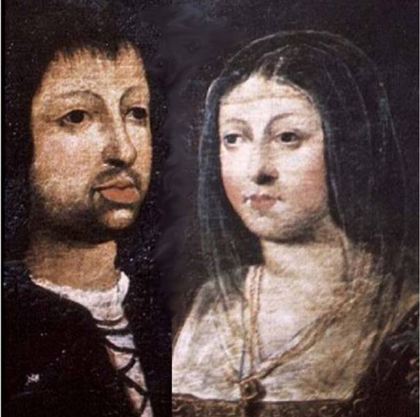 history of the king ferdinand of aragon and queen isabella of castille Fact 2 the union between queen isabella of castille and king ferdinand of aragon in 1469 united eastern and western spain into a dominant european power.