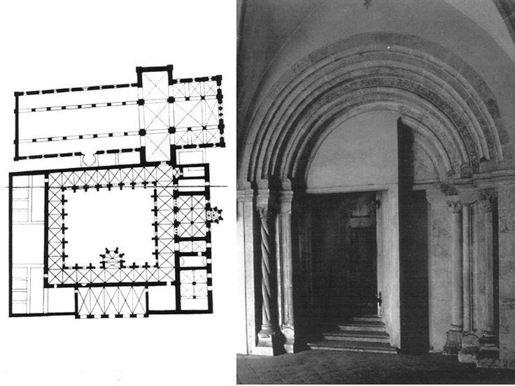 Osek, cisterciácký konvent