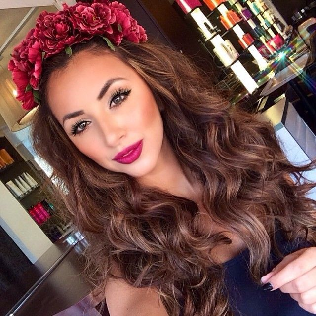 best new hair styles 17 best images about flower crown on hair 2829 | 8e30415b60b0161cb7b128fcdbb9c208