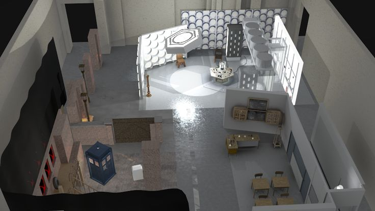 Pin By Interior Designer In A Box On Kids Teenager: An Unearthly Child Studio Floor Plans
