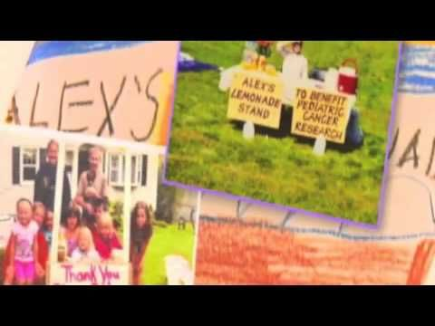 Alex's Lemonade Stand Foundation Documentary | 2013