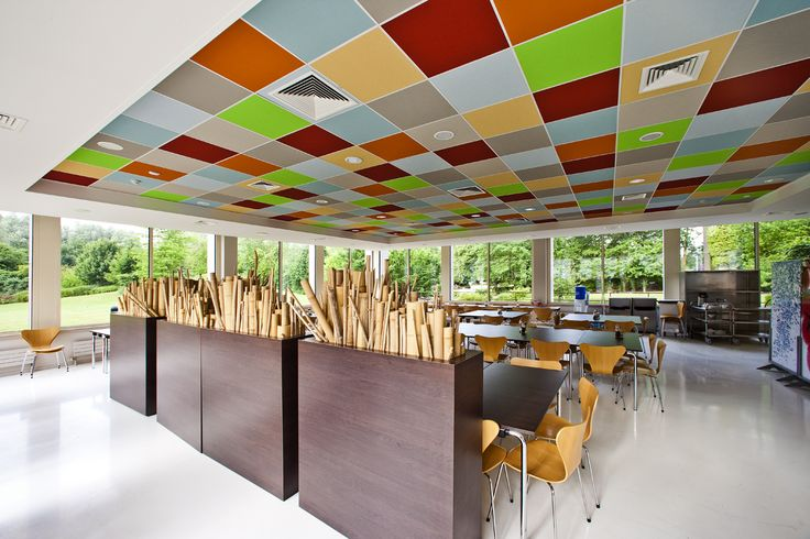 Acoustic Ceiling Rockfon Color All A Rockfon Acoustic