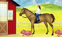 Hospital para caballos bonitos - Juegos internet gratis para chicas en Juegosdechicas.com