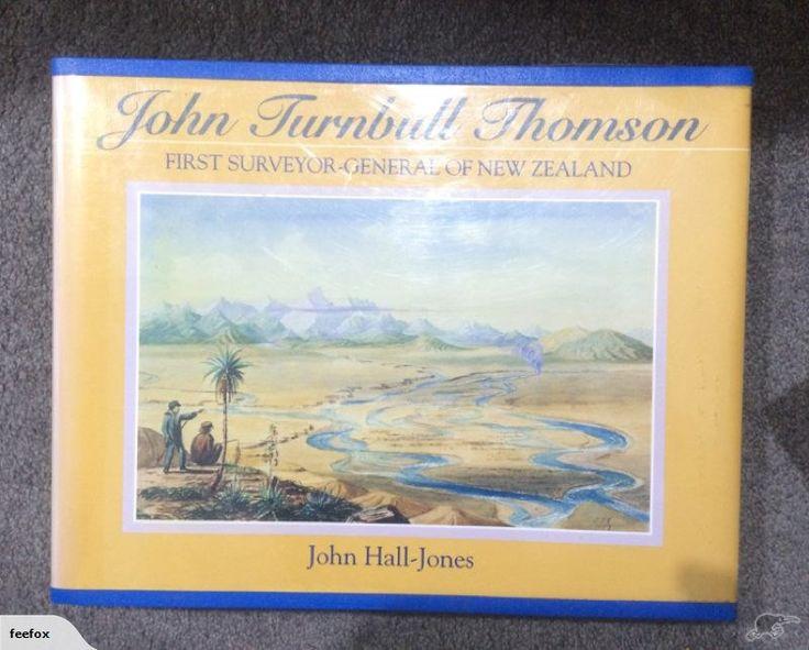 John Turnbull Thomson 1st surveyor-general NZ | Trade Me